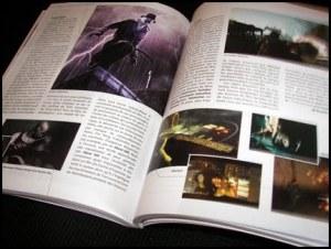 Le magazine IG en comparaison est plus chargé, même si la maquette est aussi de très bonne qualité