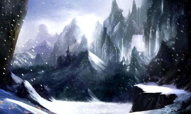Esteren: Montagnes Gwidrites