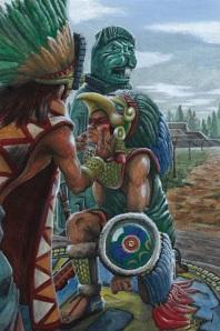 Teocali: Guerrier